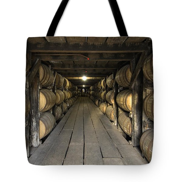 Buffalo Trace Rick House - D008610 Tote Bag by Daniel Dempster