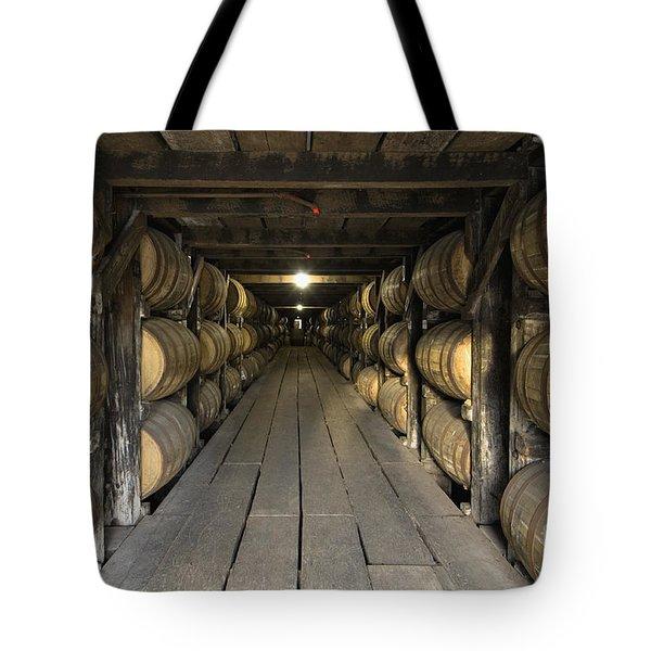 Buffalo Trace Rick House - D008610 Tote Bag