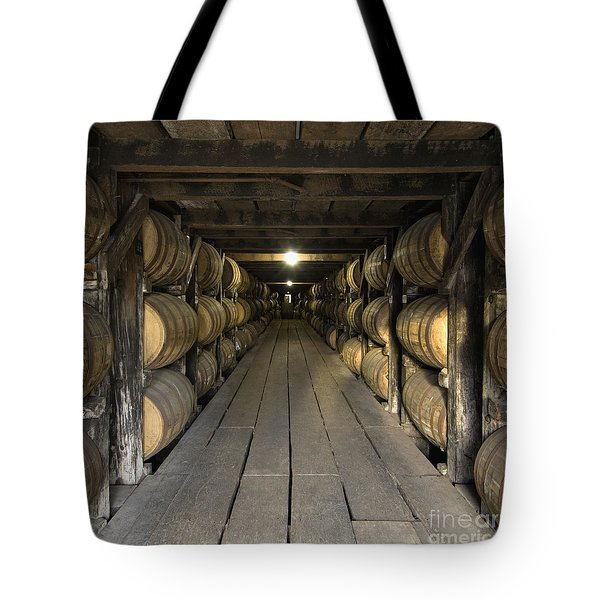 Buffalo Trace Rick House - D008610sq Tote Bag