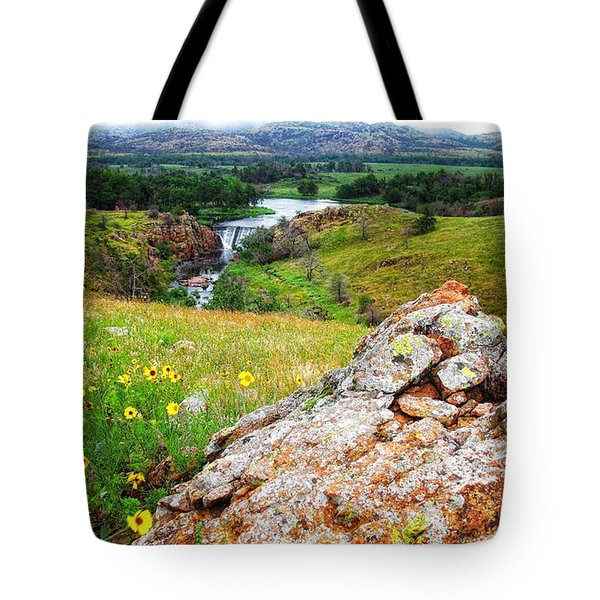 Buford Lake  Tote Bag