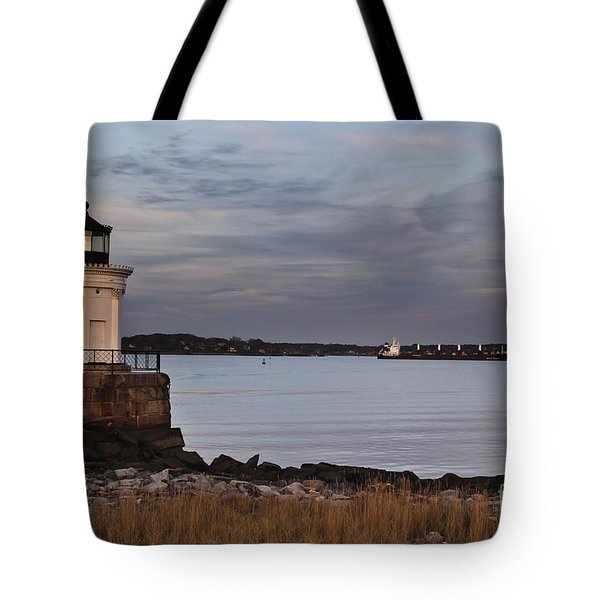 Bug Light Tote Bag