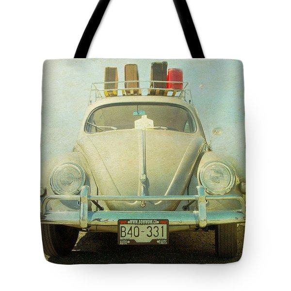 Bug On A Trip Tote Bag