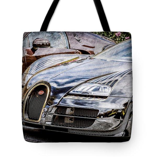Bugatti Legend - Veyron Special Edition -0845ac Tote Bag