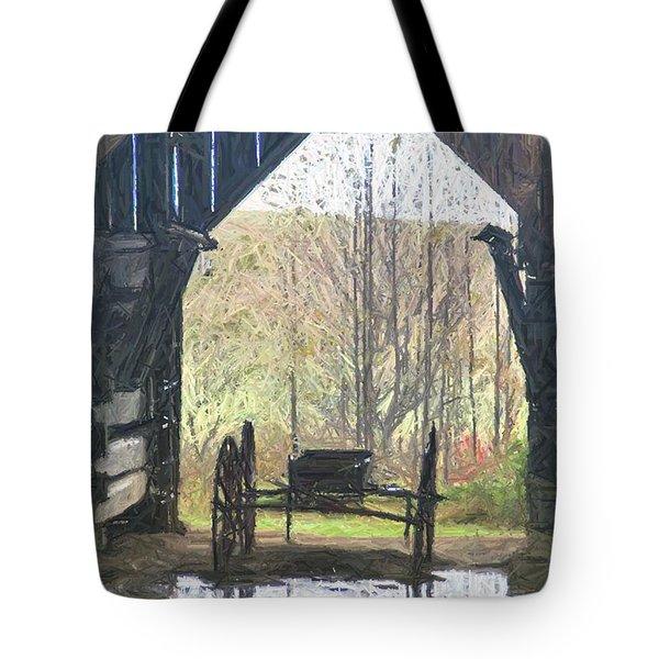 Buggy Tote Bag