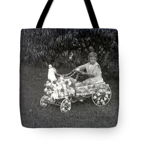 Buggy Boy Tote Bag