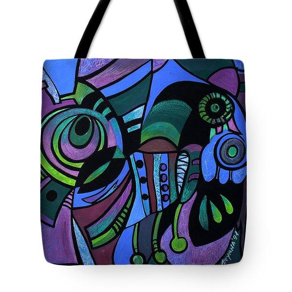 Bugs Tote Bag by Deyana Deco