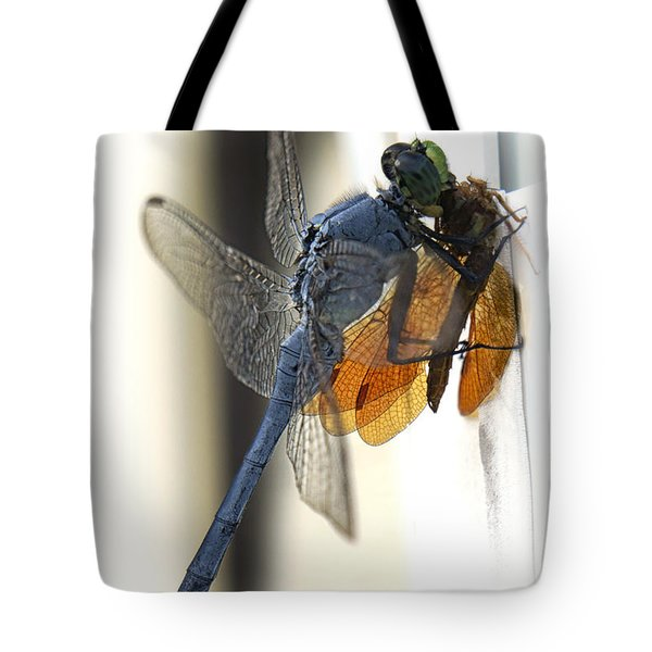 Bugzilla Tote Bag by Darlene Kwiatkowski