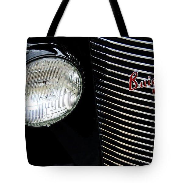 Buick 8 Tote Bag by David Lawson