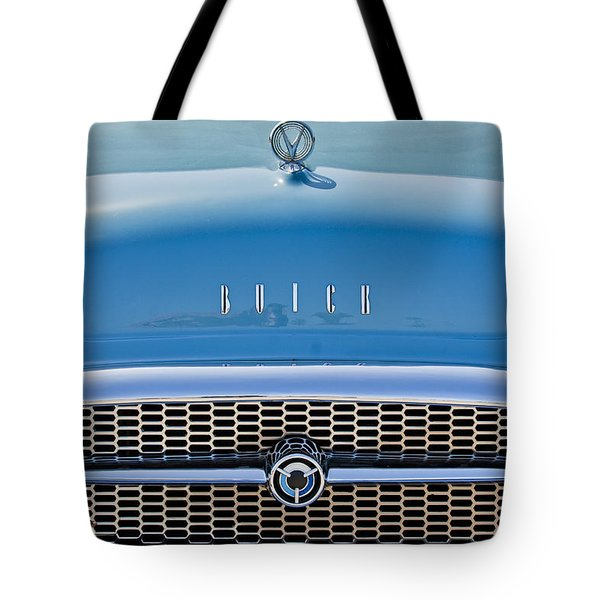 Buick Grille Tote Bag