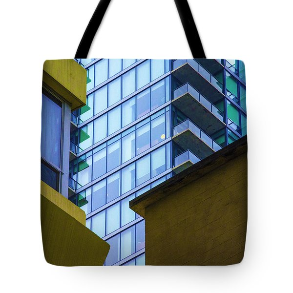 Building Abstract No.1 Tote Bag
