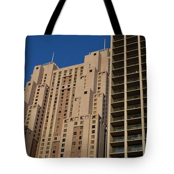 Building Blocks Tote Bag by Shawn Marlow