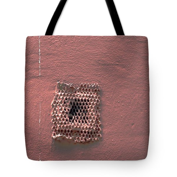 Building Wall Tote Bag