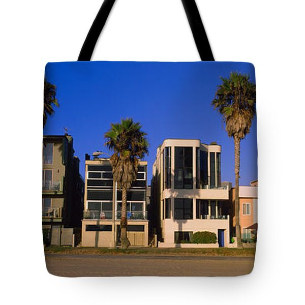 Buildings In A City, Venice Beach, City Tote Bag by Panoramic Images