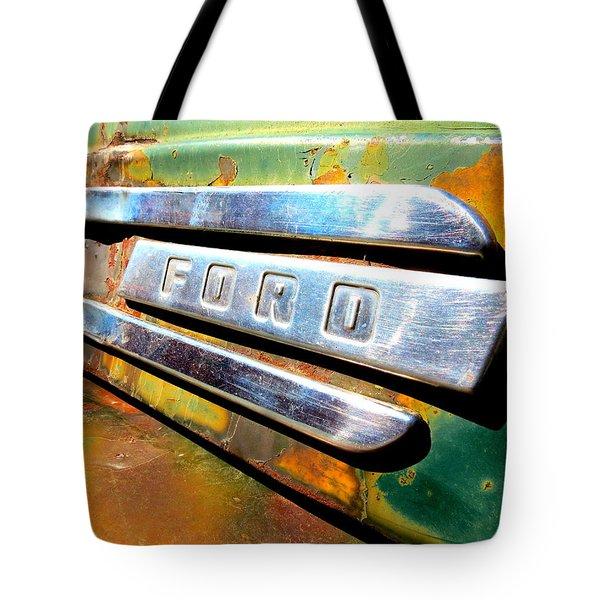 Built Ford Tough Tote Bag