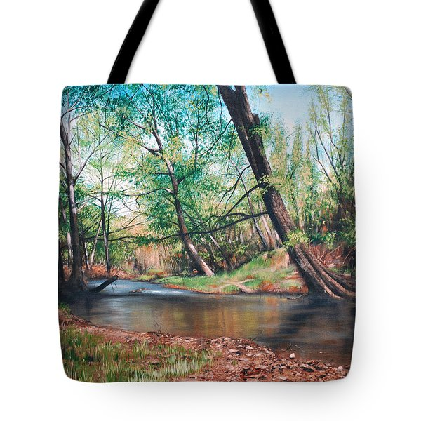 Bull Creek Tote Bag