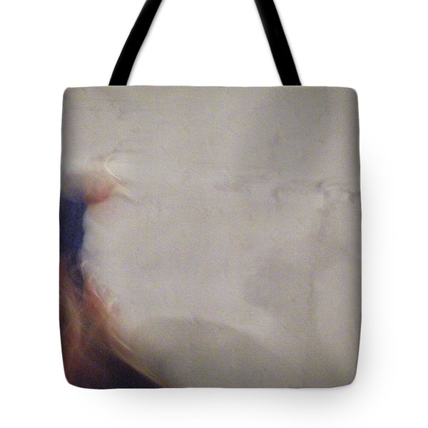 Tote Bag featuring the photograph Bull Rider by Brian Boyle