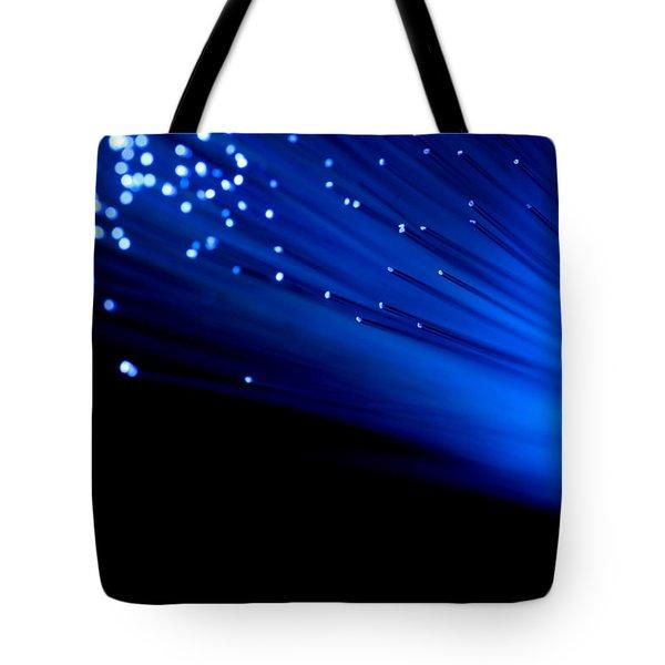 Bullet The Blue Sky Tote Bag
