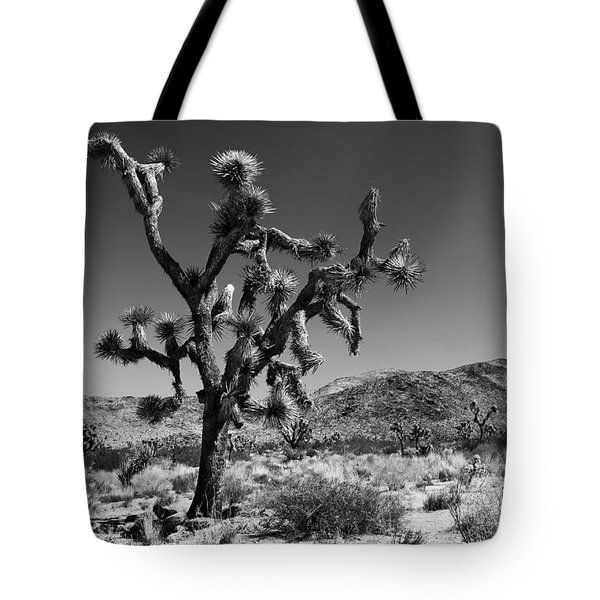 Bullet The Blue Sky - Joshua Tree N.p Tote Bag