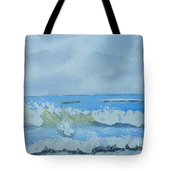 Bulli Beach Tote Bag by Pamela  Meredith