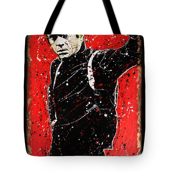 Bullitt IIi Tote Bag