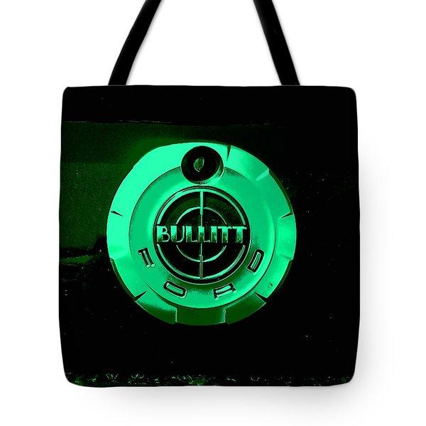 Bullitt Tote Bag