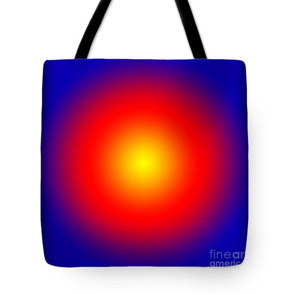 Bullseye  Tote Bag by Liz  Alderdice