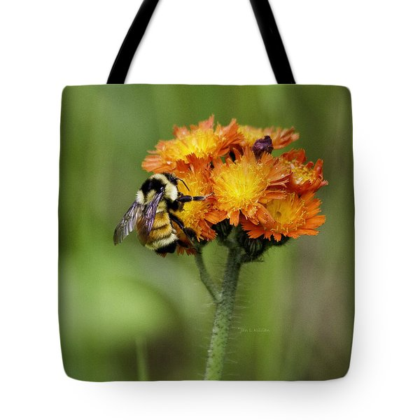 Bumble And Hawk Tote Bag