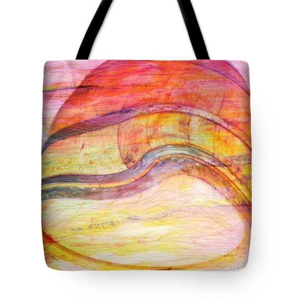 Bumped Wine Barrel Tote Bag by PainterArtist FIN
