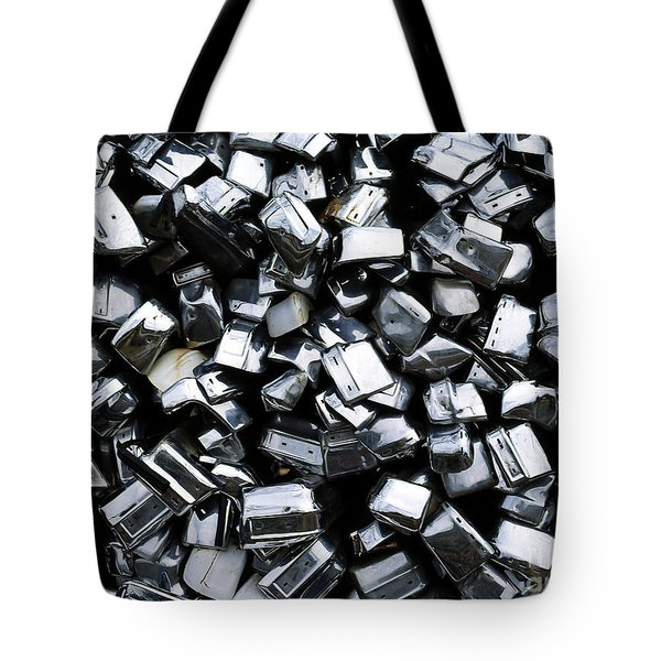 Bumpers Tote Bag by Mike Nellums