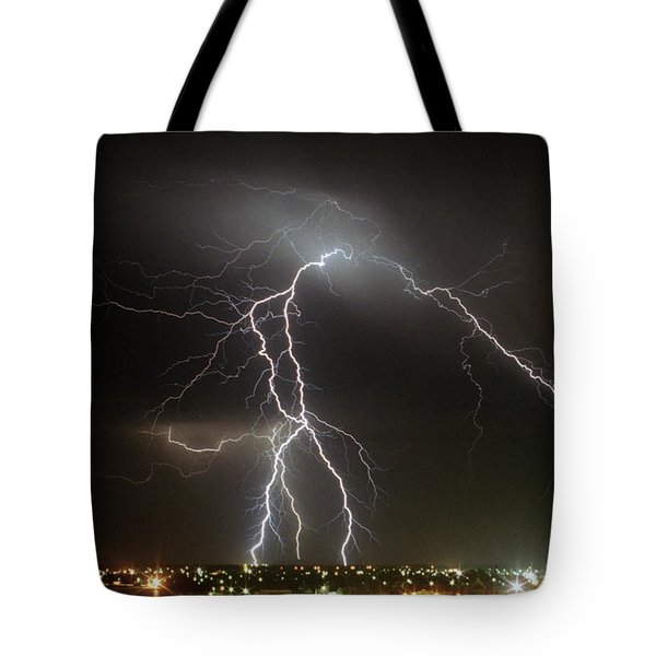 Bunbury Lightning Tote Bag