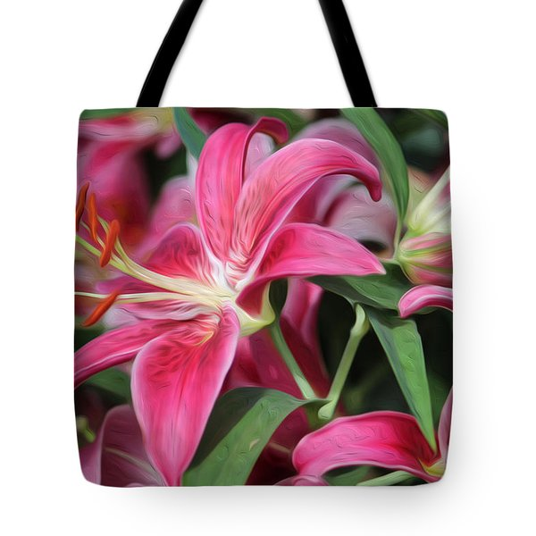 Bunch Of Beauty Tote Bag