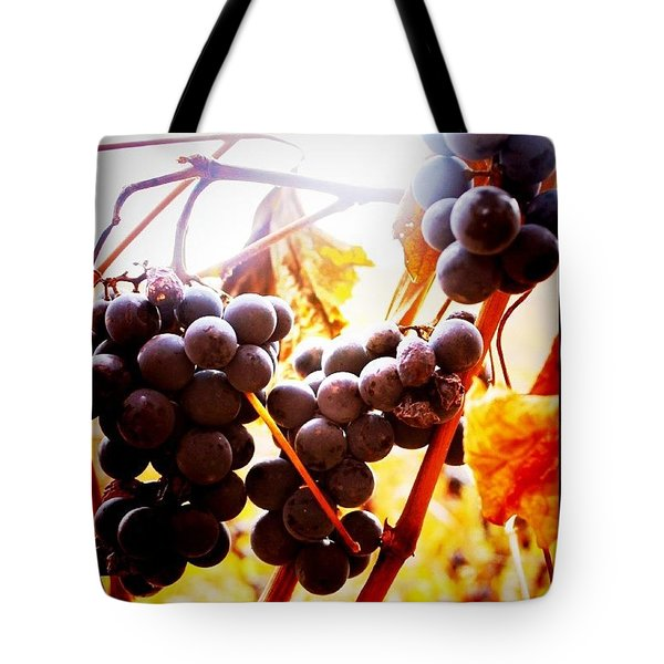 Bunches 3   Tote Bag
