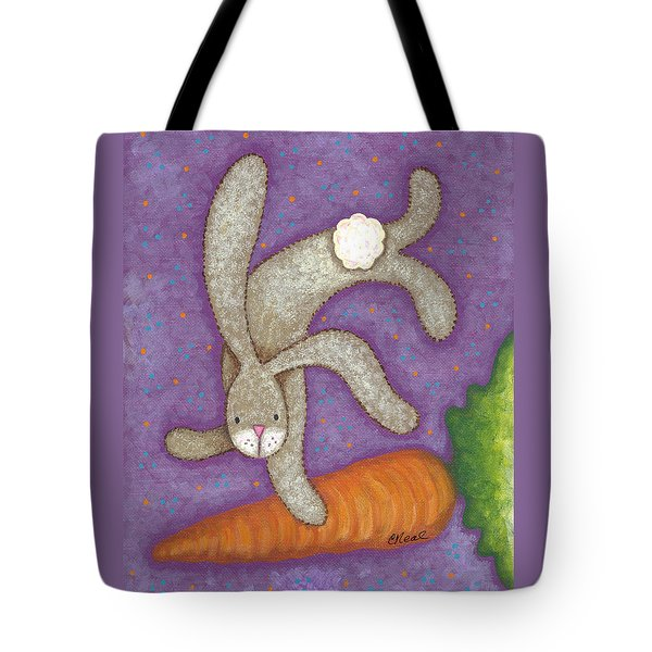 Bunny Bliss Tote Bag