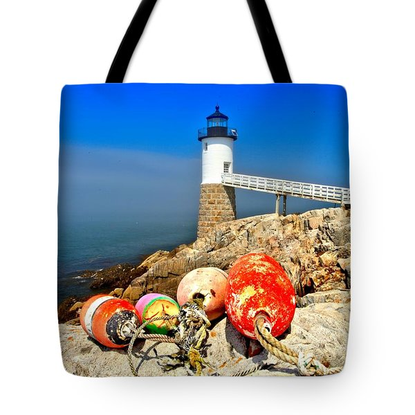 Buoyed Tote Bag by Adam Jewell