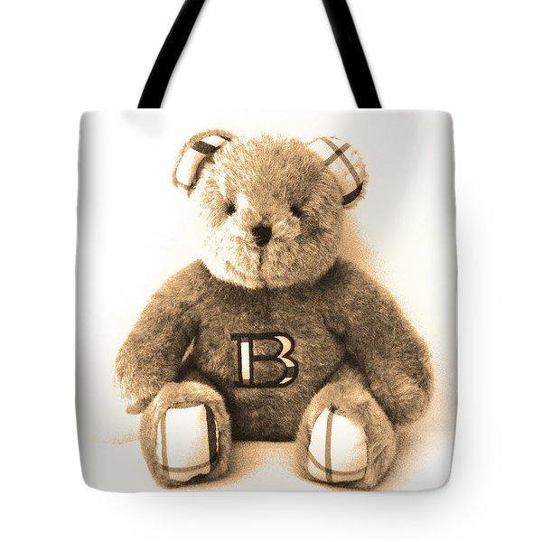 Burberry Bear Tote Bag
