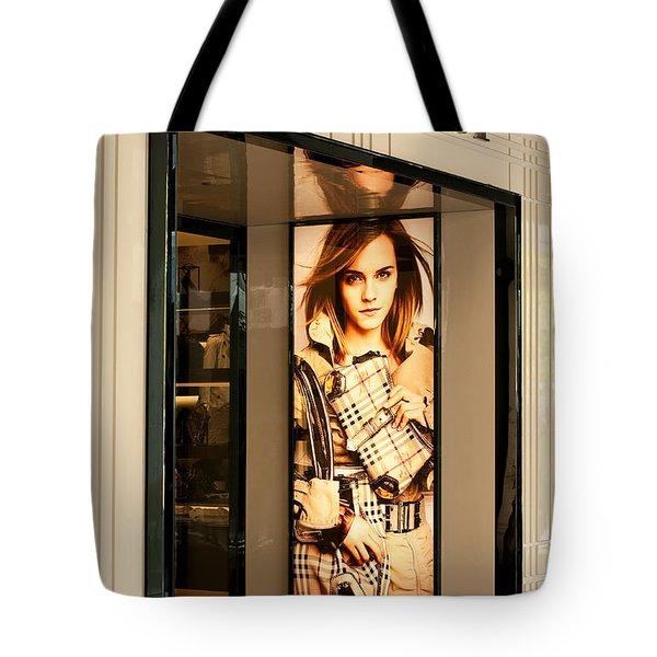 Burberry Emma Watson 01 Tote Bag