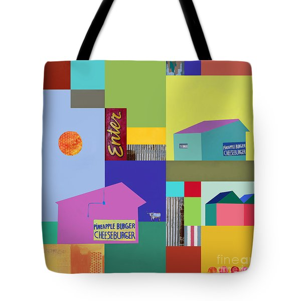 Burger Joint #3 Tote Bag