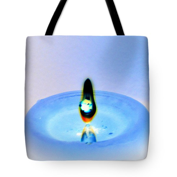 Burning Candle 4 Tote Bag by Brent Dolliver