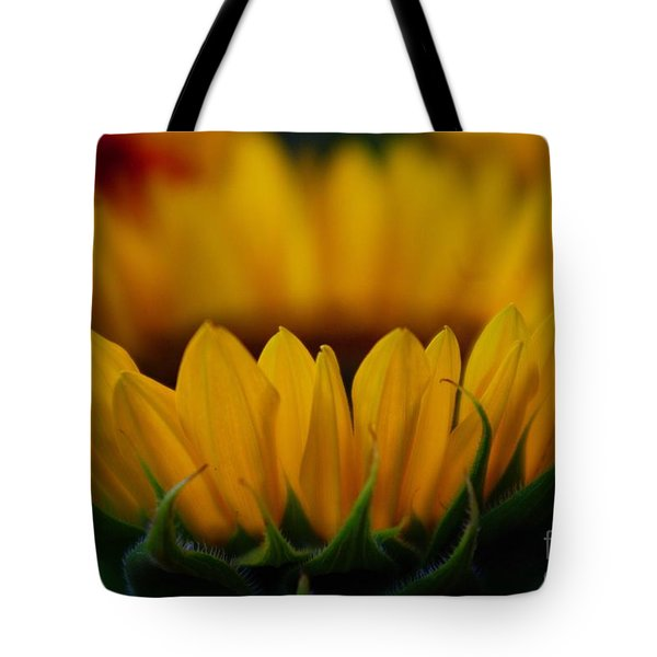 Tote Bag featuring the photograph Burning Ring Of Fire by John S
