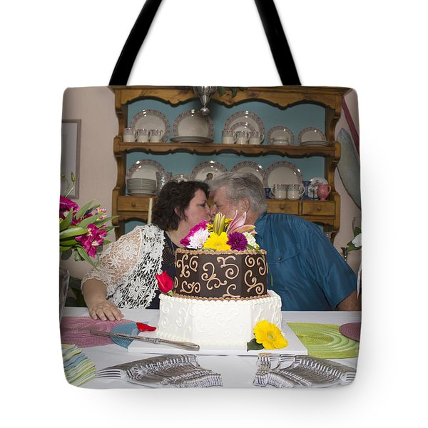 Burns 7537 Tote Bag