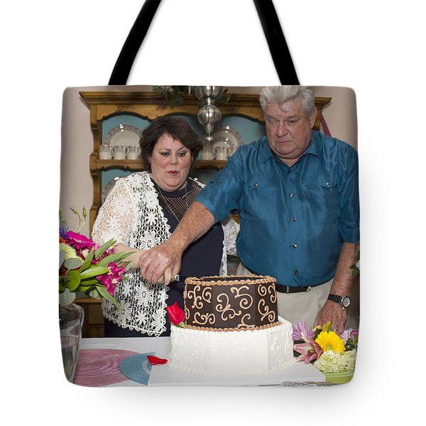 Burns 7542 Tote Bag