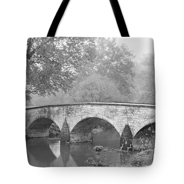 Burnside Bridge Antietam National Tote Bag