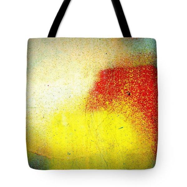 Burst Tote Bag by Leanna Lomanski