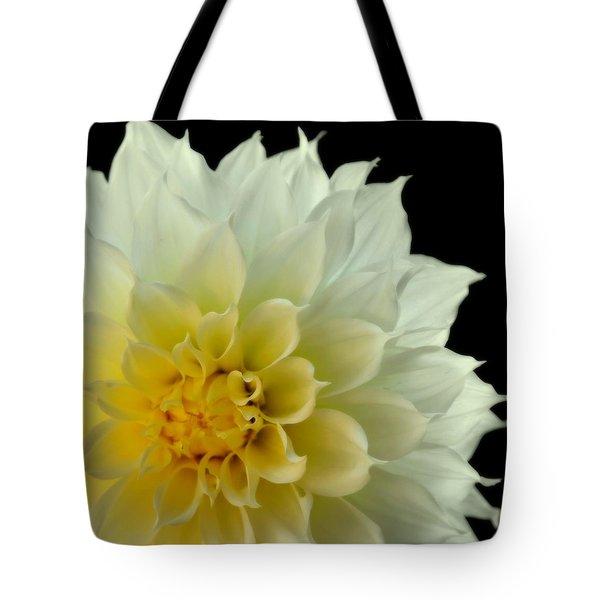 Burst Of Life Tote Bag by Karen Wiles