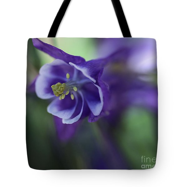 Tote Bag featuring the photograph Burst Of Nature by Mary Lou Chmura