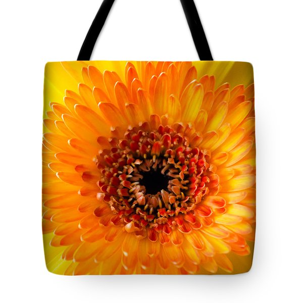 Burst Of Sunshine Tote Bag by Shelby  Young