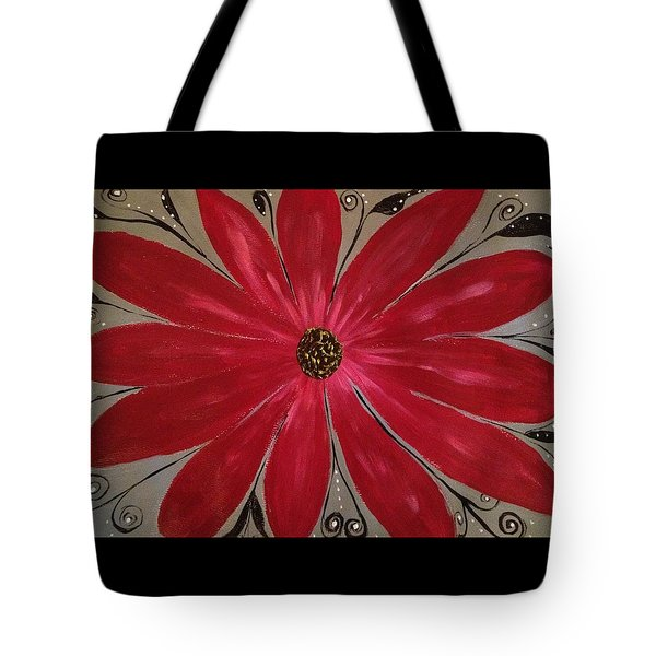 Bursting Out Tote Bag