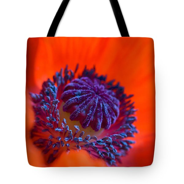 Bursting With Colour Tote Bag