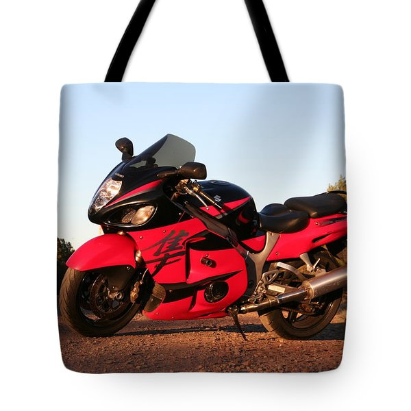 Busa Tote Bag by David S Reynolds