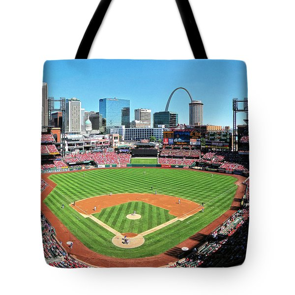 Busch Stadium Sep 29 2013 2 Tote Bag